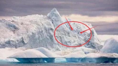 南极冰川忽然融化,出现了不该出现的东西,这到底是怎么回事?