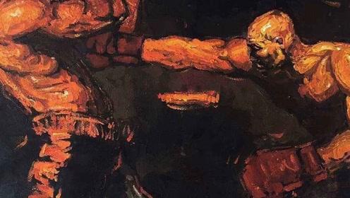 拳坛最硬男人伊比布奇 擂台上就是这样疯狂对轰的!