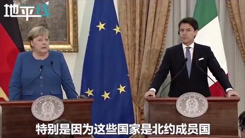 默克尔会晤孔特:带领欧洲前进并保持其竞争力是我们共同的任务