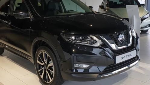 10月SUV销量榜出炉,日产奇骏销量超过CR-V,成为新黑马