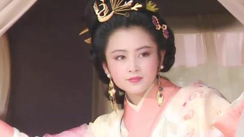 陈红年轻时有多美?被赞为大陆第一美人,首次露面轰动整个剧组