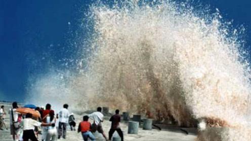大海天天涨潮,上涨的海水从哪来?原来是被地球外的力量控制!