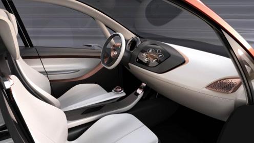 有车也要买一辆!铡刀式车门,透明车顶能坐4人油耗低颜值高