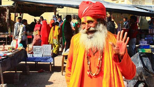 涨知识!印度天气炎热,为何印度人还包着厚厚的头巾