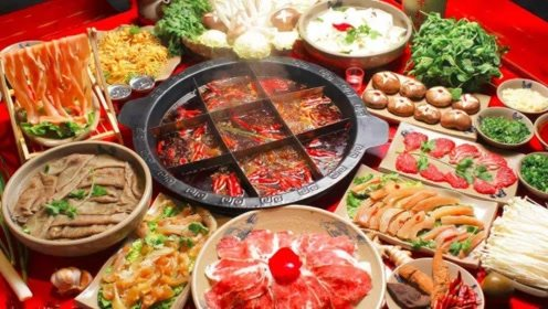 中国人到底有多爱吃火锅?乾隆曾一个月吃60多次!