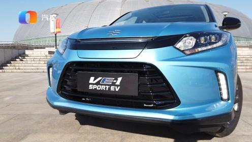 """演绎""""电动化哲学""""试驾广汽本田首款纯电动SUV VE-1"""