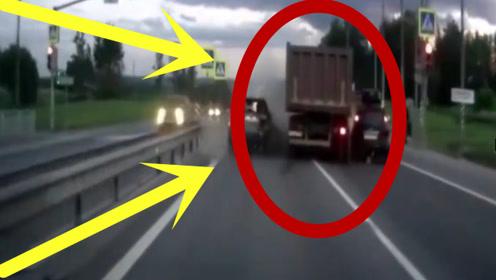 如果不是疲劳驾驶,这场事故也不会发生,网友:但愿人活着!