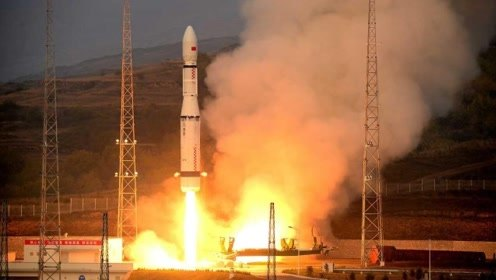 一箭五星!长征六号火箭圆满完成任务,首次采用一个新的发射方式