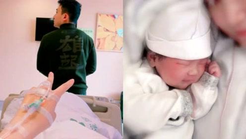 奥运冠军冯喆宣布得女:欢迎小天使来残酷的世界
