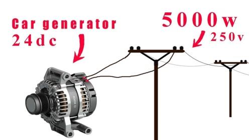 简易变压器,你知道原理吗?