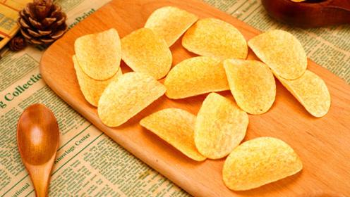 工厂生产的薯片不是土豆做的?看完生产全过程,才知道被骗了多年!