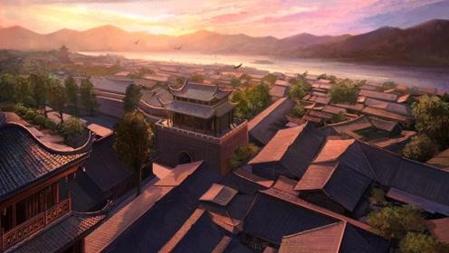 中国第一风水古城 曾是四川省会如今GDP仅有成都1%