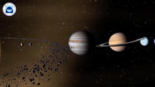 人类的家园——太阳系