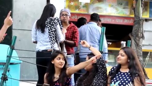印度富婆到中国旅游,刚下飞机就懵了:中国女人不怕惹来麻烦吗?