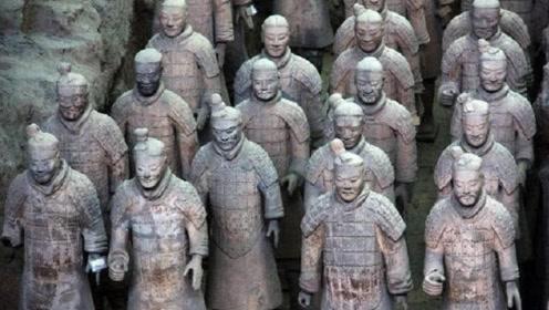 秦始皇陵发现一张特殊脸,禁止对外展示,专家至今都无法解释