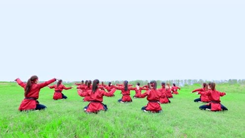 民族舞《梦中的额吉》,来自草原的热情!