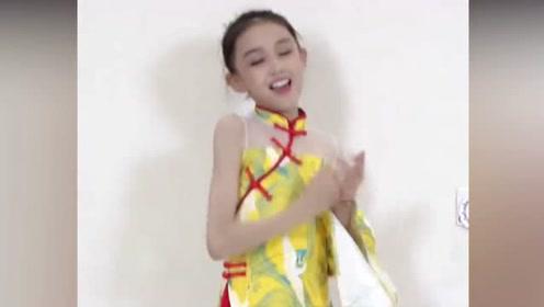 《大田后生仔》宋小睿版本的舞蹈来了,看她跳得真不错