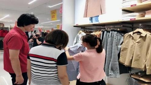 为啥去服装店买衣服,导购员总让你试穿,其中原因越早知道越好