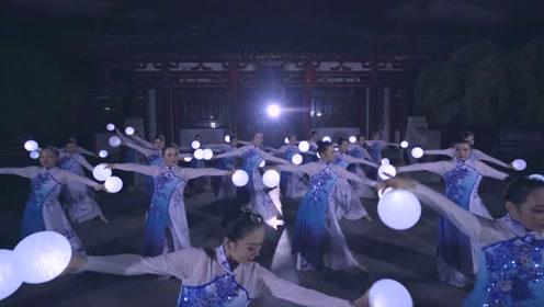 中国舞《清明上河图》,文化自信就该发扬光大!