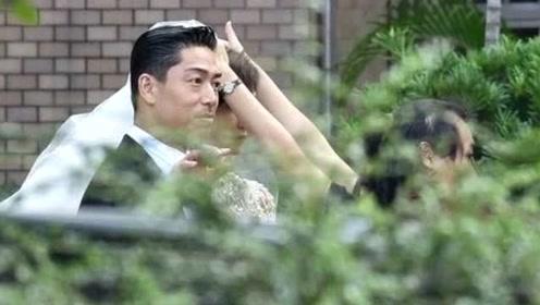林志玲终于穿上婚纱了!与丈夫提前一天排练婚礼,喜极而泣
