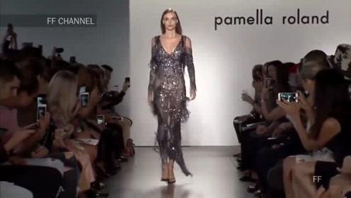 蕾丝网纱的绝美搭配,时尚新颖的款式,让人心动不已