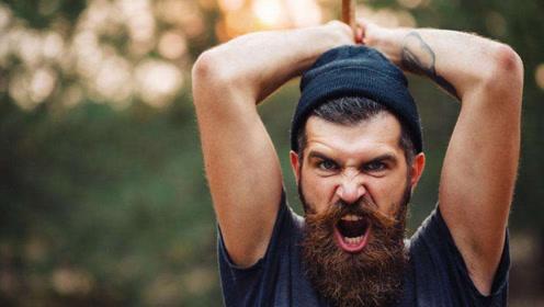 从胡子看男人健康,若出现3种情况,或能反映身体状况
