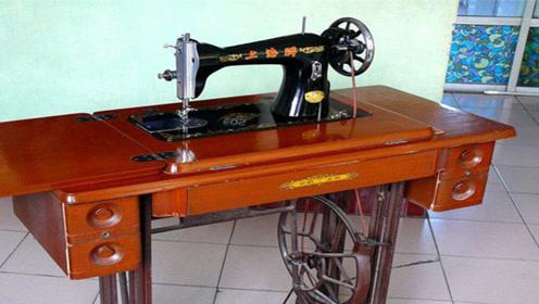 八十年代的缝纫机,现在值多少钱?看完赶紧找找
