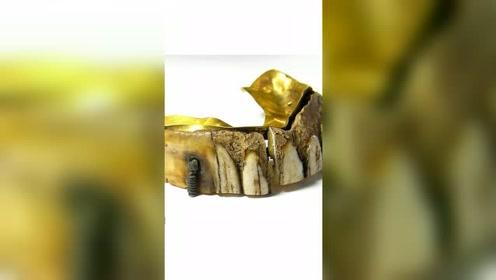 当年戴它的人可坐拥半个村!英男子挖出200年前假牙,专家一看惊呆了