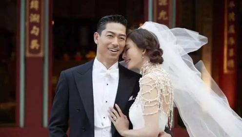 台湾第一美女林志玲大婚,价值1万的耳饰火了,简直太会搭