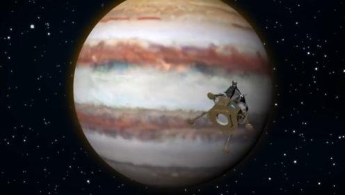 人类为何至今都没能抵达木星?不只是钱的问题,辐射才是大难题!