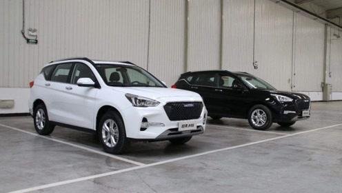 国产埋没的SUV,从9万降到6.6万,起步1.5T,可载物2010L