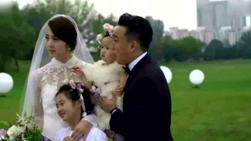 黄磊小女儿妹妹近照曝光,眼睛大大的跟黄磊超像,不愧是亲父女!