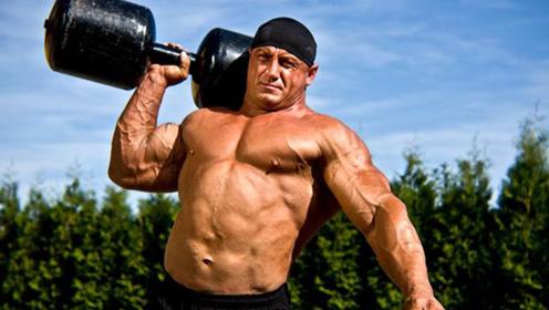 他拥有天生神力,是5次世界最强男人的得主,如今转战MMA!
