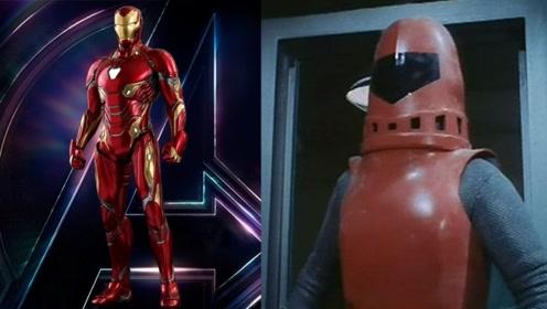 """1978年电影里的""""钢铁侠""""长这样,被戏称为行走的垃圾桶!"""