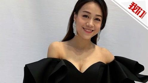 TVB台庆奖项拒绝黄心颖入选 或因许志安出轨风波被封杀