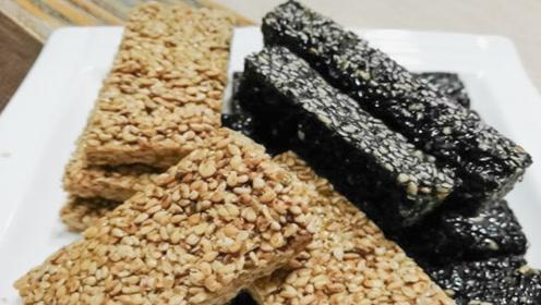 黑芝麻的钙含量比牛奶还高 黑白芝麻哪种更好