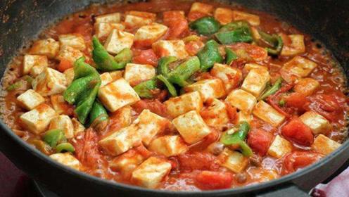 豆腐和一物是绝配,一起炒一起吃养肝又降糖