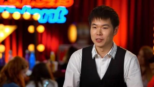 中国小伙登上达人秀,打开潘多拉宝盒后,全场沸腾了!