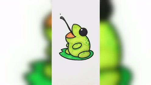 小黑点变青蛙
