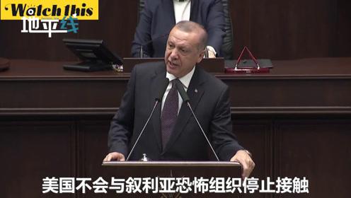 埃尔多安喊话特朗普:土耳其绝不会在防御系统上妥协 不会放弃S-400