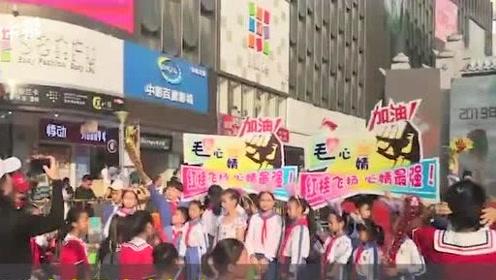 深圳罗湖唱歌最厉害的少年诞生!校园歌手大赛闹市街头精彩上演