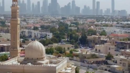 迪拜没有穷人吗?看看穷人到底有多穷,网友:不想再去迪拜捡垃圾