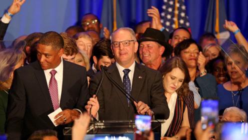 外媒:共和党地方选举一胜四负 特朗普票仓动摇
