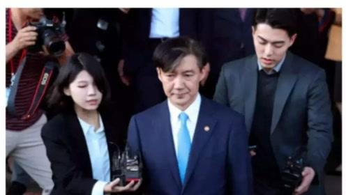 韩国前法务部长曹国涉腐败再被抓,韩媒:这次还是只流于形式