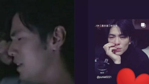 周杰伦萧敬腾晒流泪画面相互调侃:不是说好不哭吗