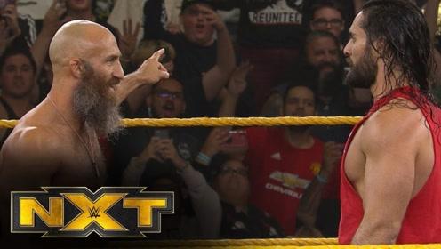 【NXT535期】无敌年代遭驱逐 西安帕甘心为罗林斯大招做嫁衣