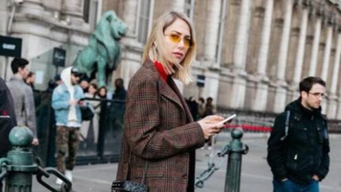 永不out的时尚选择是什么 格纹元素绝对经典又耐穿