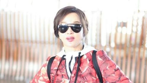 刘晓庆霸气否认整容,面对质疑回应:老不了