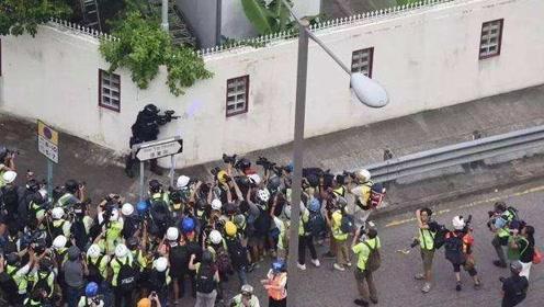 谭惠珠:香港警察正在遭受国际级别的抹黑