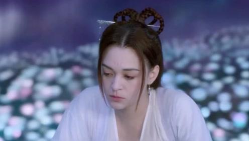《从前有座灵剑山》王舞落泪的那一刻,终于get到她的颜值